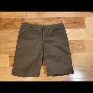 Christopher & Banks modern fit Bermuda shorts 12